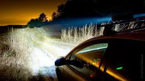 Как отрегулировать дальний свет фар?