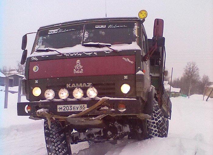 свет для грузовика, фары для камаз, дополнительный свет КАМАЗ