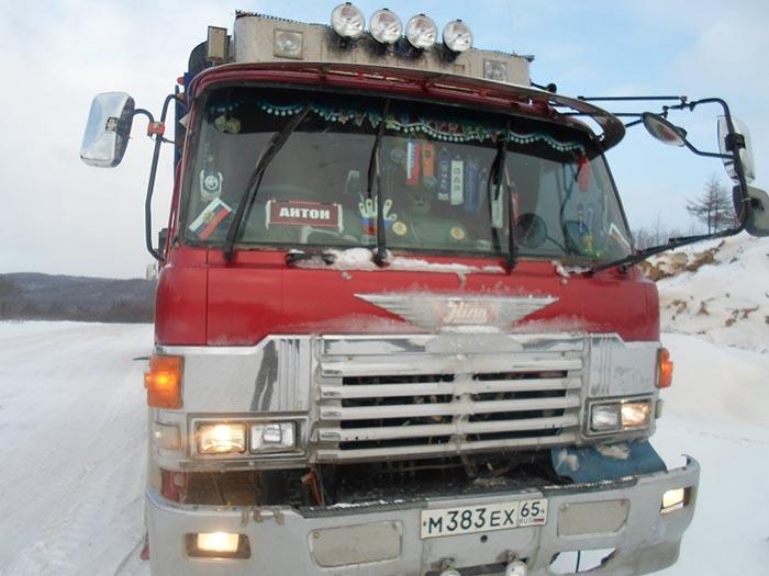 фары для грузовика