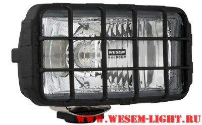 Wesem 4HP 184.69 Фара дальнего света Фара дальнего света Wesem 4HPЛампа: H3Размер: 182 x 86 мм