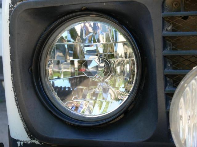 стекло на фару нива шевроле старого образца купить - фото 11